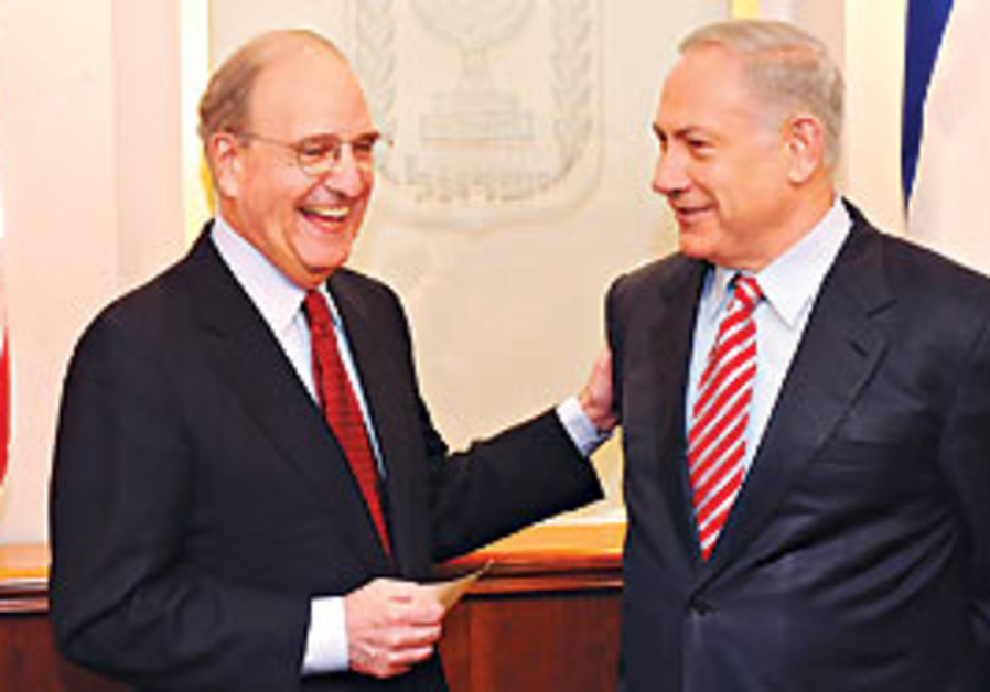 Prime Minister Binyamin Netanyahu and US Middle Ea