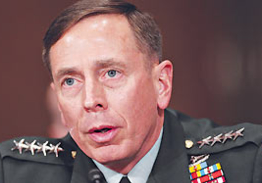 General David Petraeus (AP).