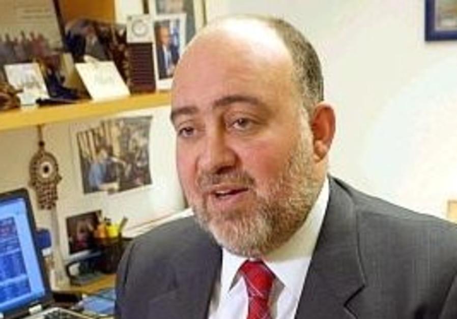 Ron Prosor, UN Ambassador