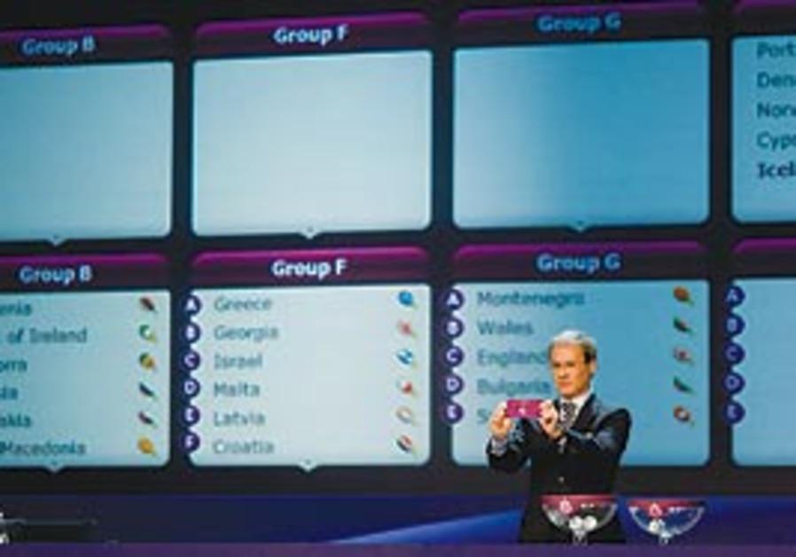 Euro 2012 schedule draw