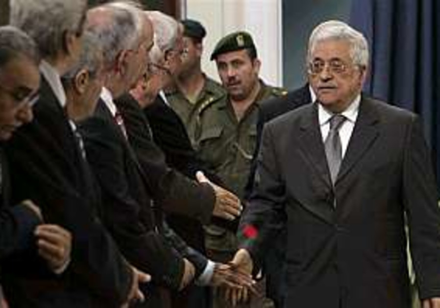 'Abbas creating military dictatorship'