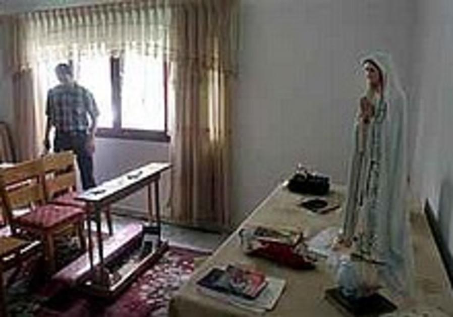 Muslim gunmen target Christian in Gaza