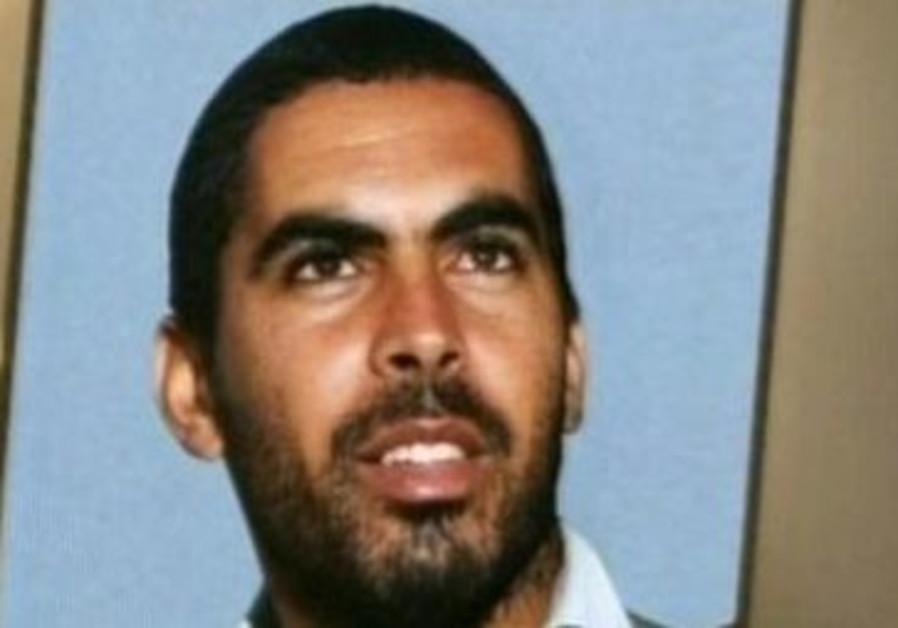 Uriel Peretz, Eliraz's older brother, killed by a