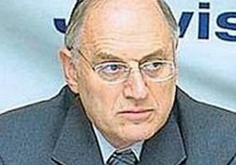 Malcolm Hoenlein.