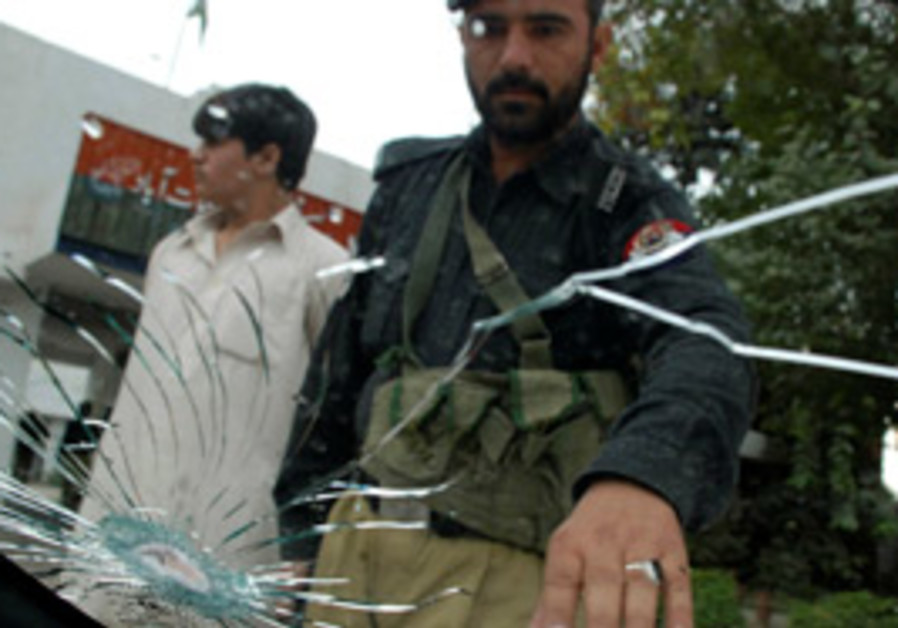 In This Thursday Nov 13 2008 File Photo A Pakis
