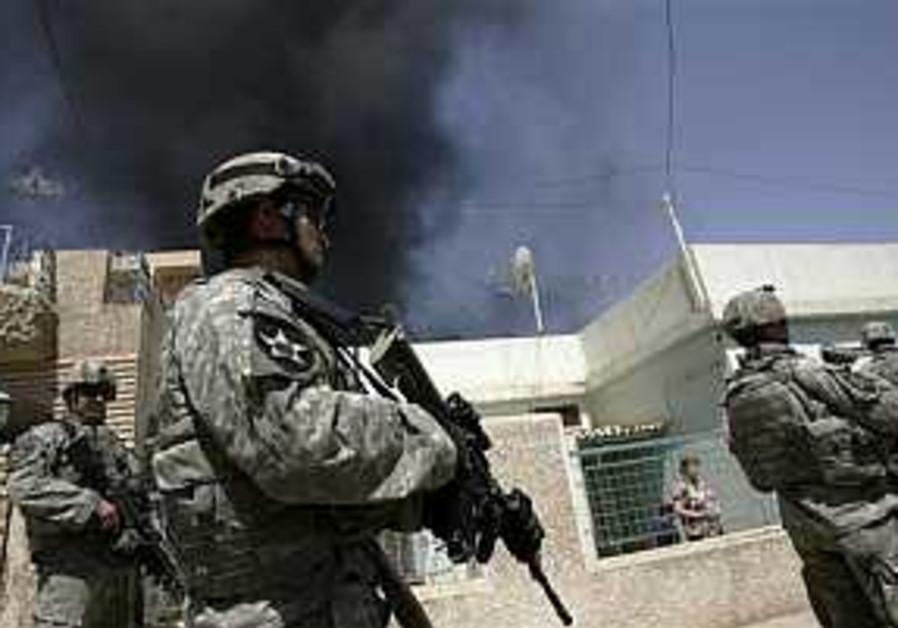 US launches massive offensive against al-Qaida in Iraq