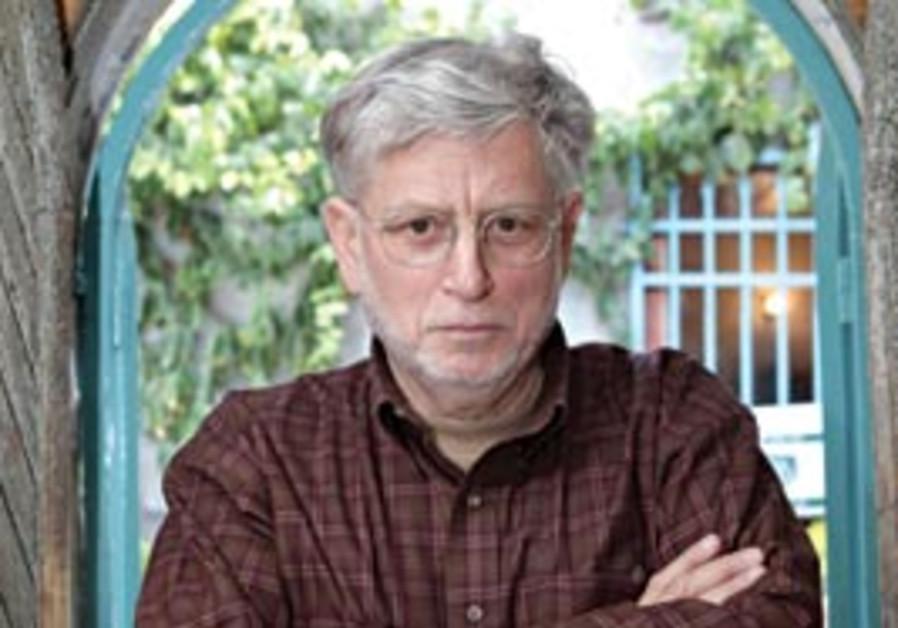Prof. Shalom Goldman (Ariel Jerozolimski)