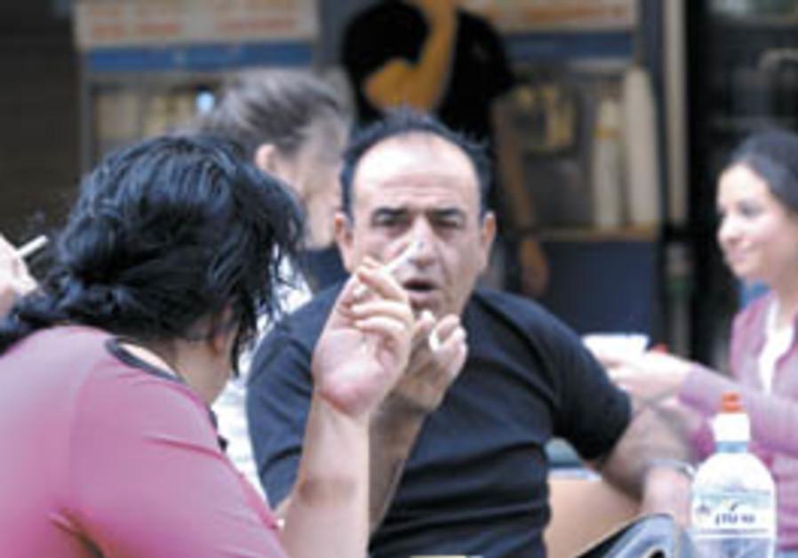 J'lem restaurant which allowed smoking loses NIS 2.5m suit