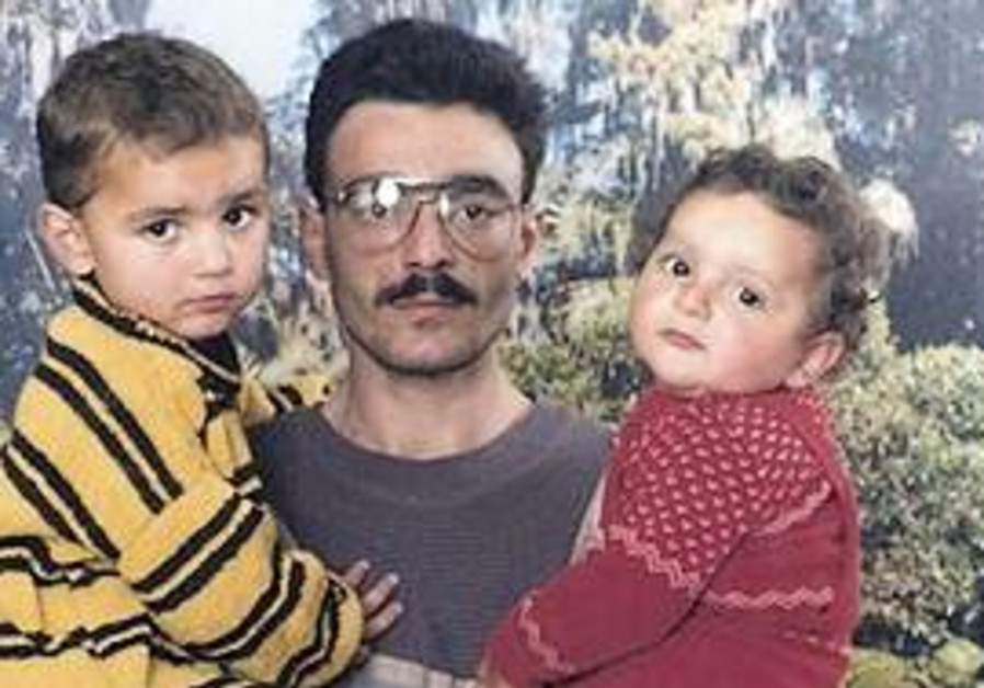 Lebanese TV psychic Ali Sibat, seen here with his