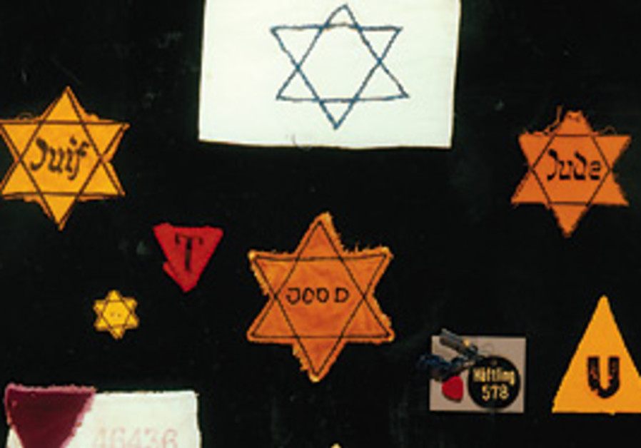 Symbols of the Holocaust.