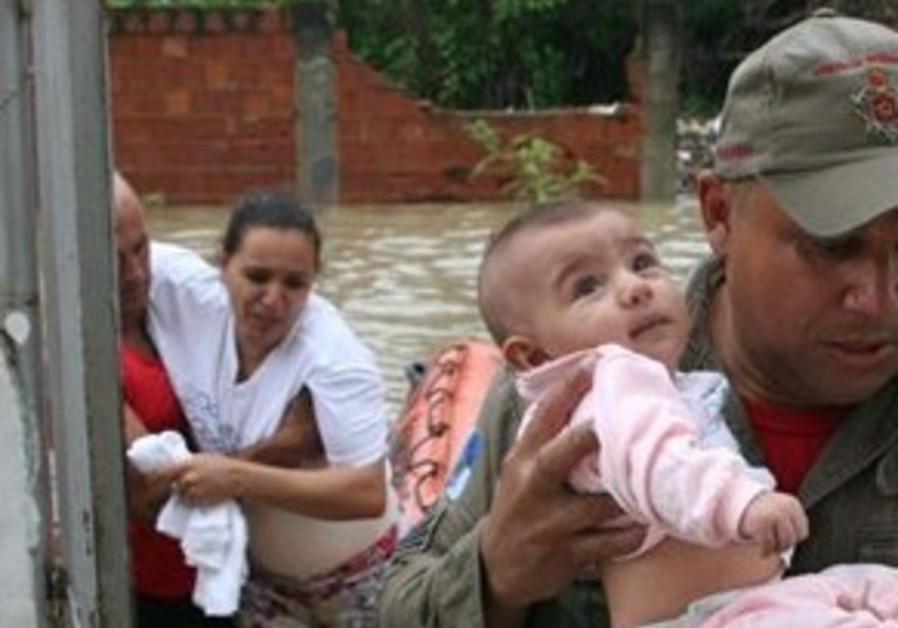 rio flooding