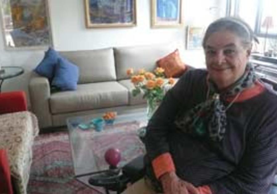 Rosemary Levine (Ruth Eglash)