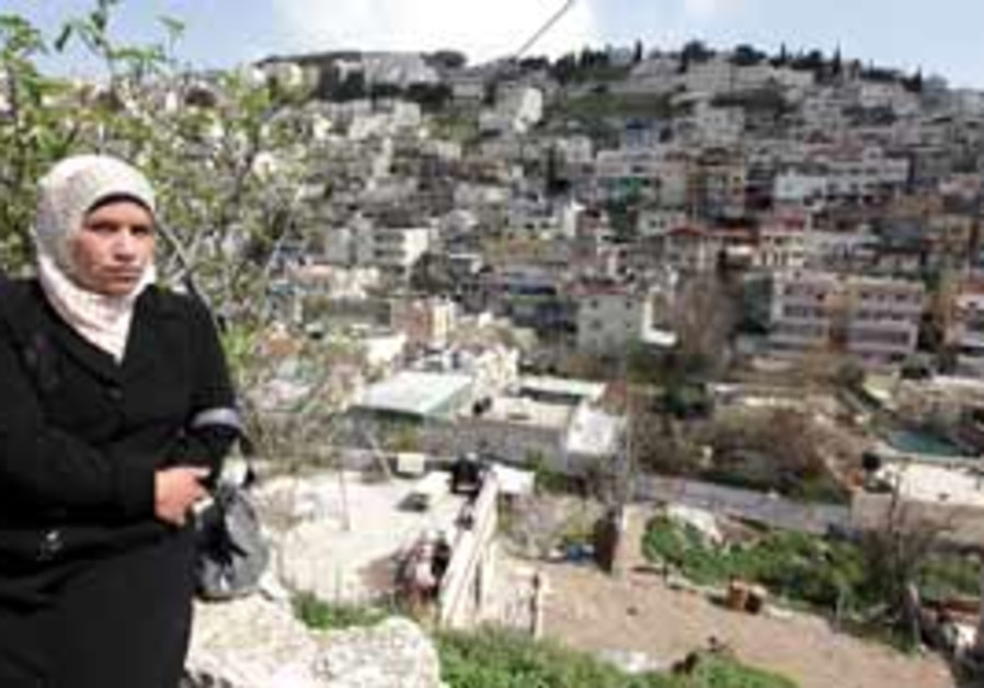 Silwan neighborhood planned for demolition