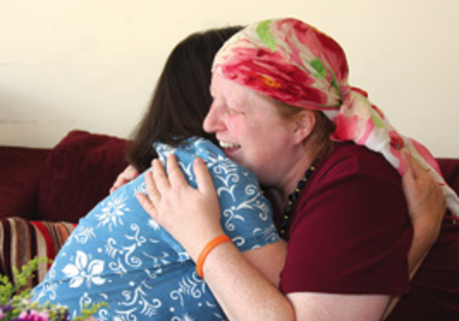 HUG AND MUG. Emotional support at Hadadi Center's