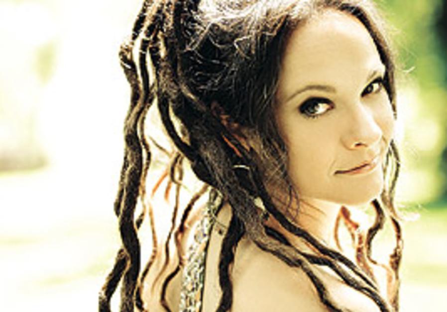 Vocalist Annie Sellick.