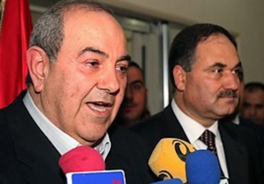 Ayad Allawi