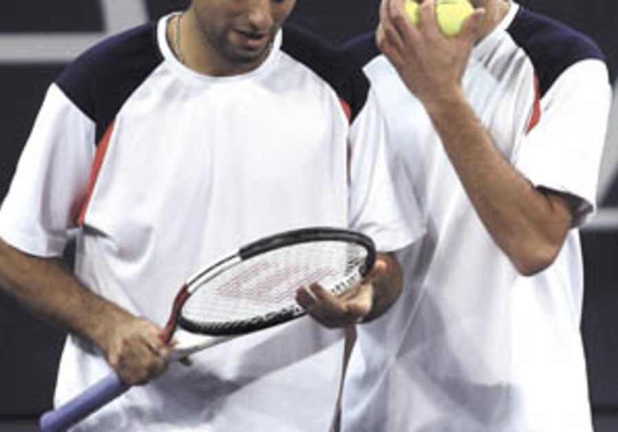Tennis: Ram and Erlich lose