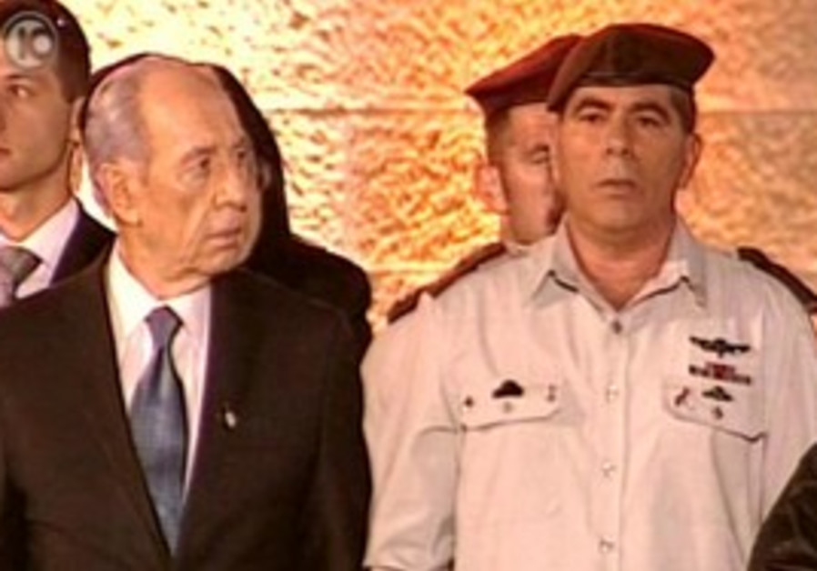 Peres and Ashkenazy, Independence Day 2010
