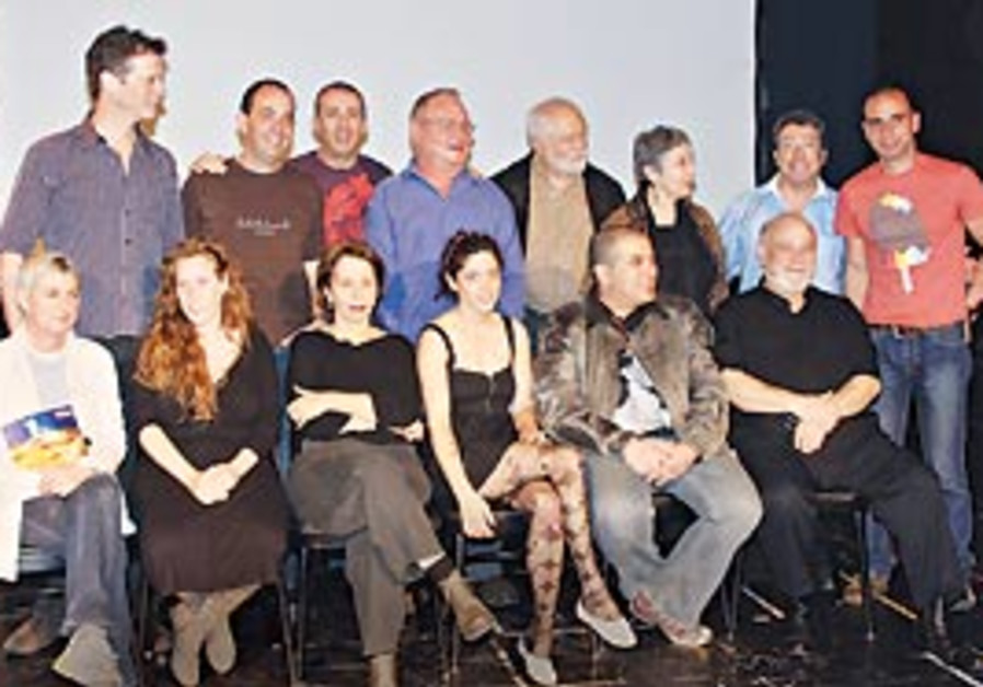 Cameri Theater cast
