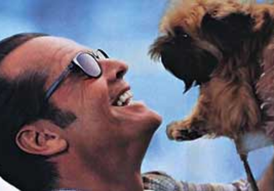 JACK NICHOLSON in 'As Good As It Gets'