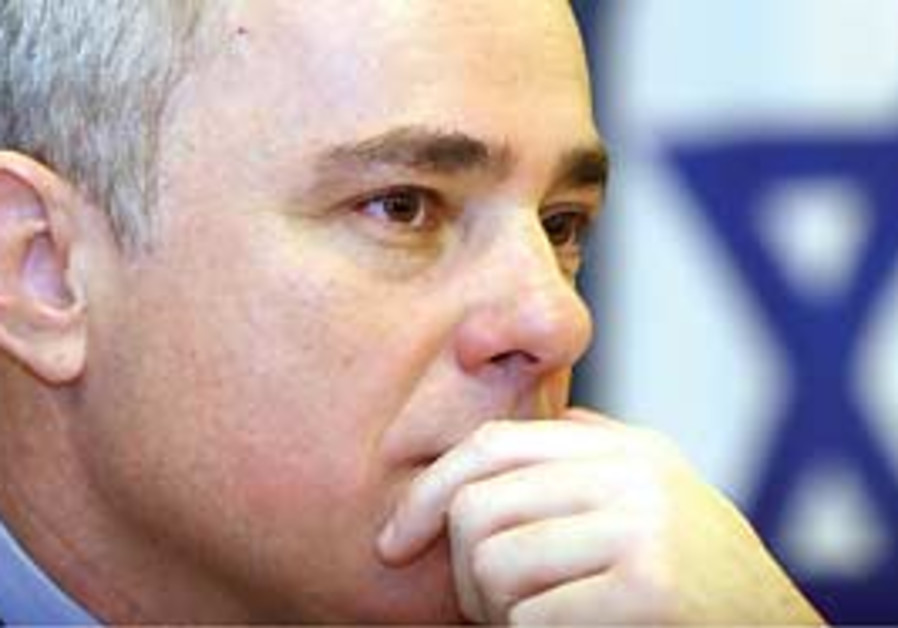 Finance Minister Yuval Steinitz (Ariel Jerozolimsk