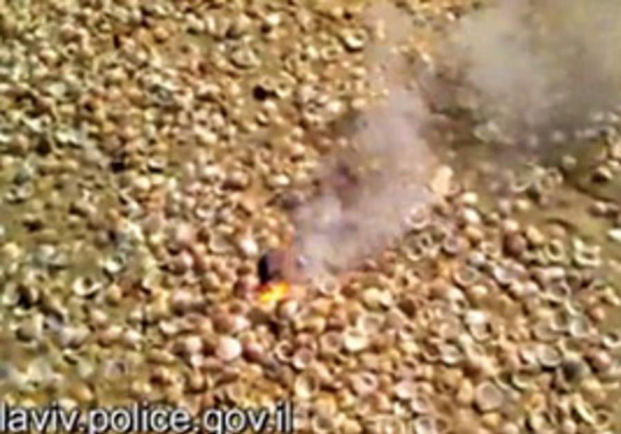Bat Yam Meteorite