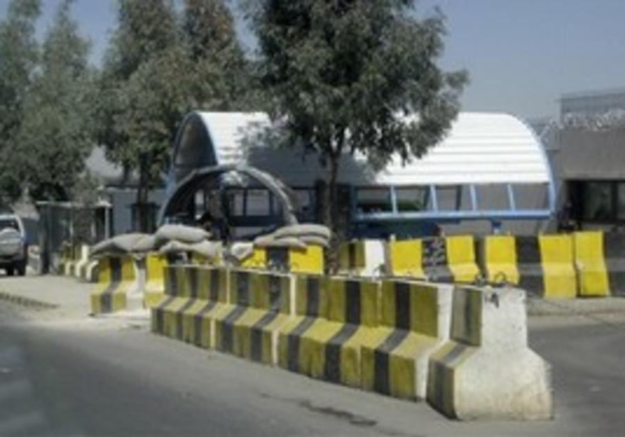 Yemen Road Blocks