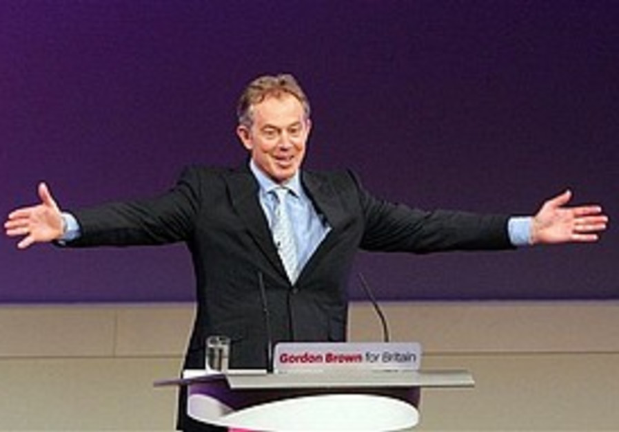 Analysis: Four reasons why Blair is the perfect envoy