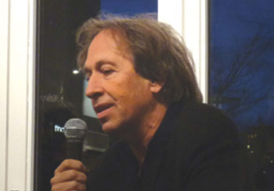 FRENCH AUTHOR Pascal Bruckner in Strasbourg in lat