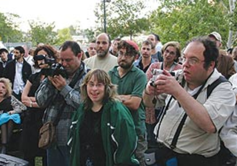 Disability film festival at Jerusalem Cinematheque