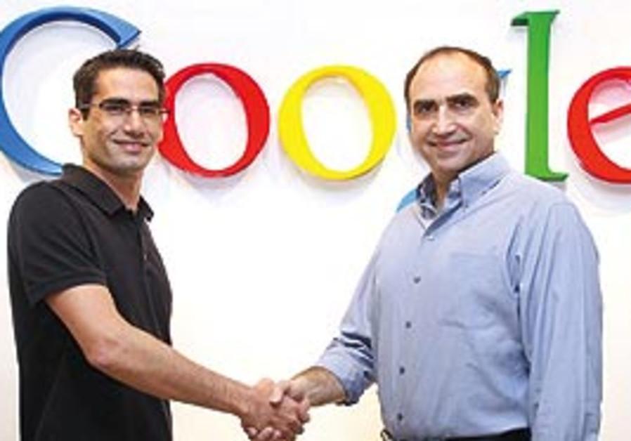Israeli start-up bought by gogle