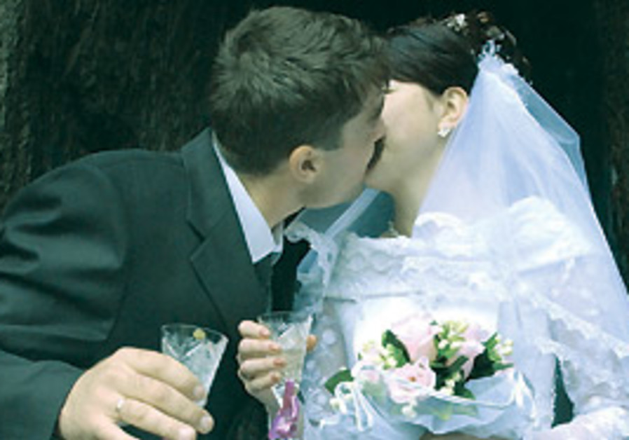 A wedding. (illustrative)