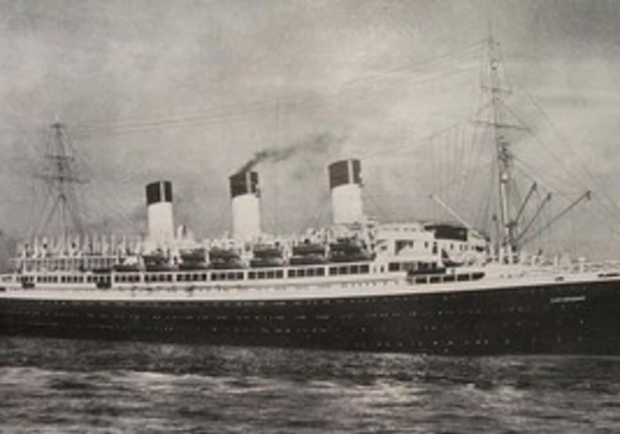The Cap Arcona.
