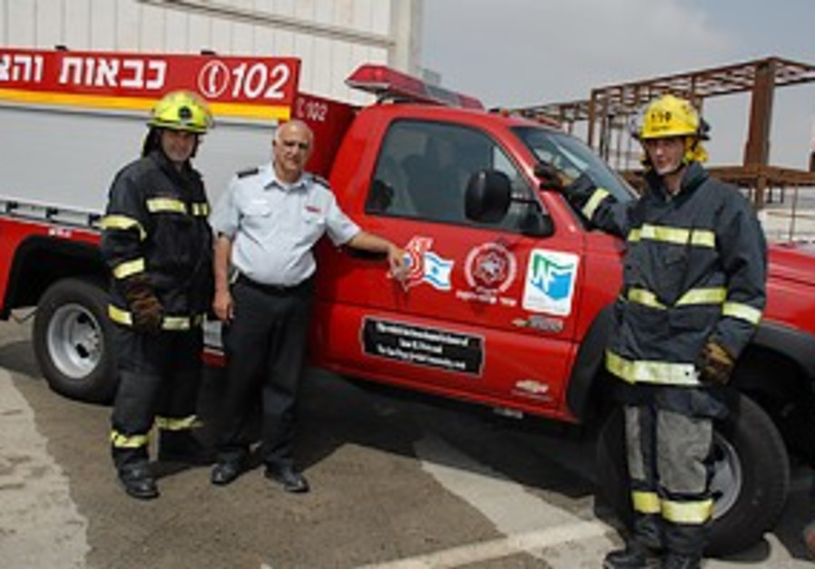 Fire-fighters win re-enforcement, to get 100 new fire engines