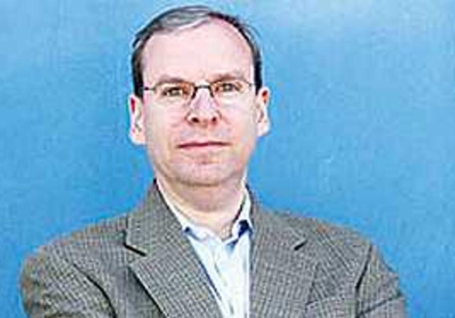 Jeremy Ben Ami, head of J Street