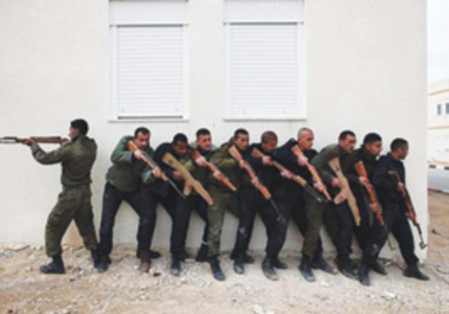 PalestinianAuthorityGunmen