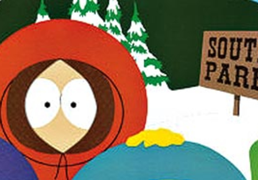 South Park TV Series.