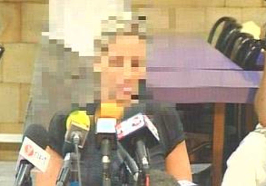 Katsav character witness says she lied
