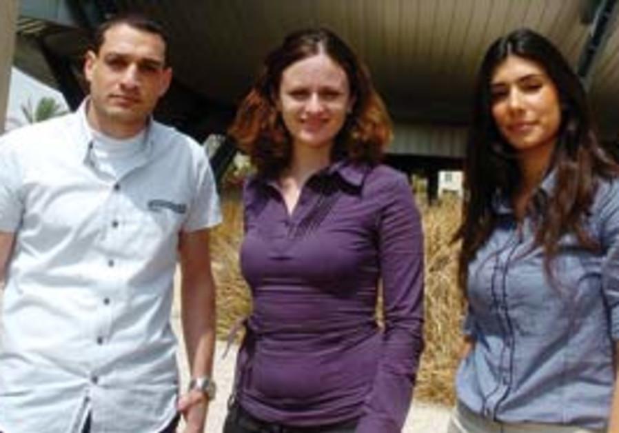 Dr. Miri Yemini, Nir Yosef, Zoharit Hadad
