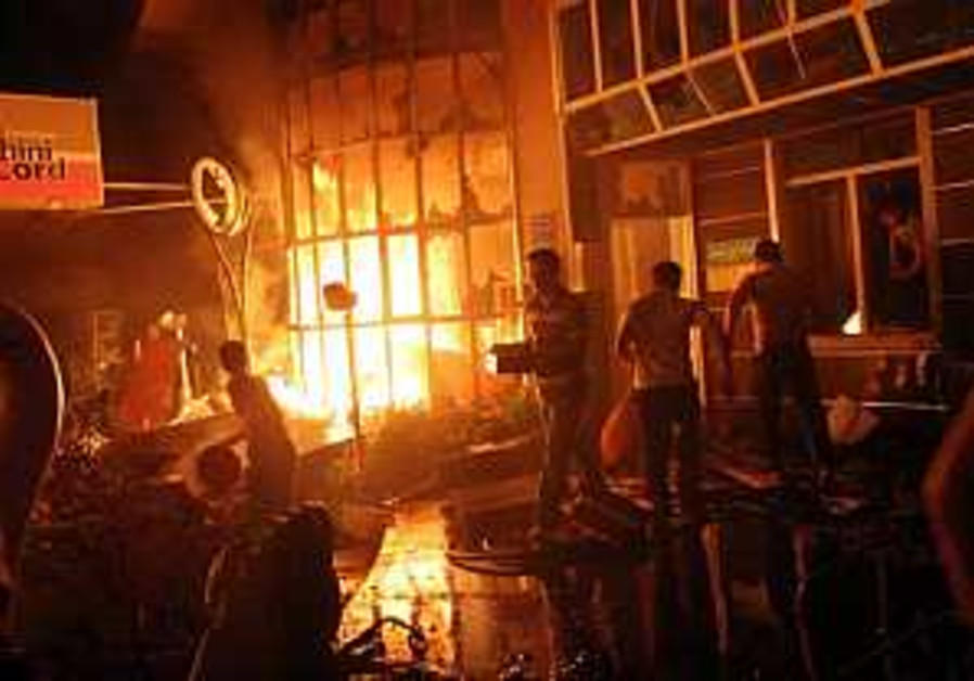Some 80 arrested after fuel rationing riots