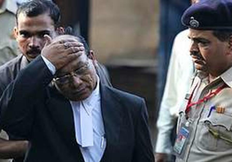 Pakistani Mohammed Ajmal Kasab's attorney K.P. Paw