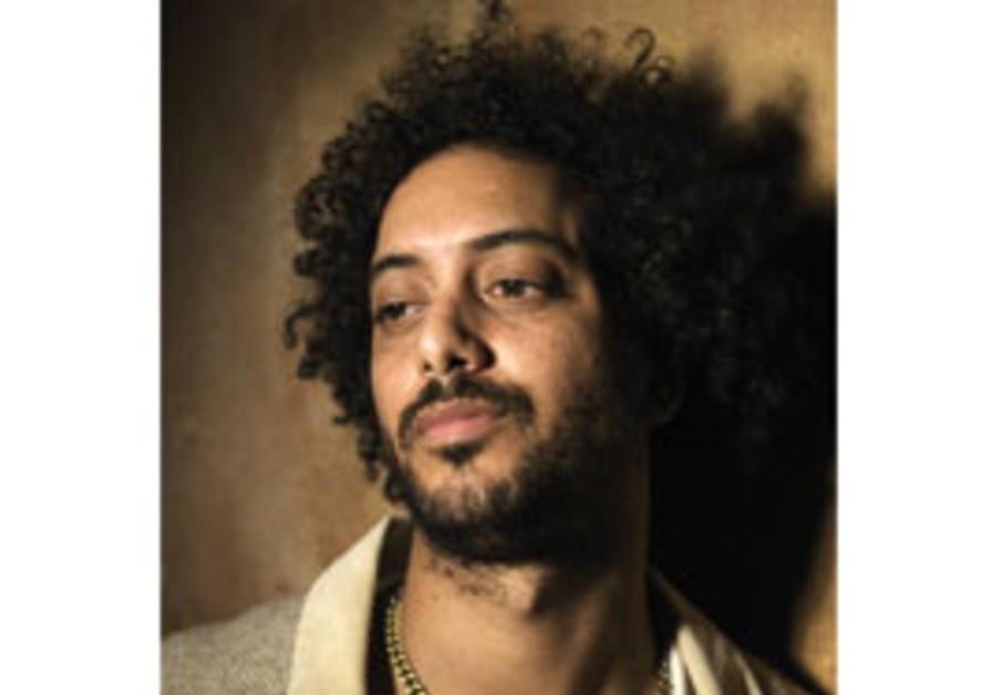 Musician Ravid Kahalani.