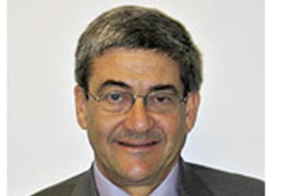 Yossi Olmert.