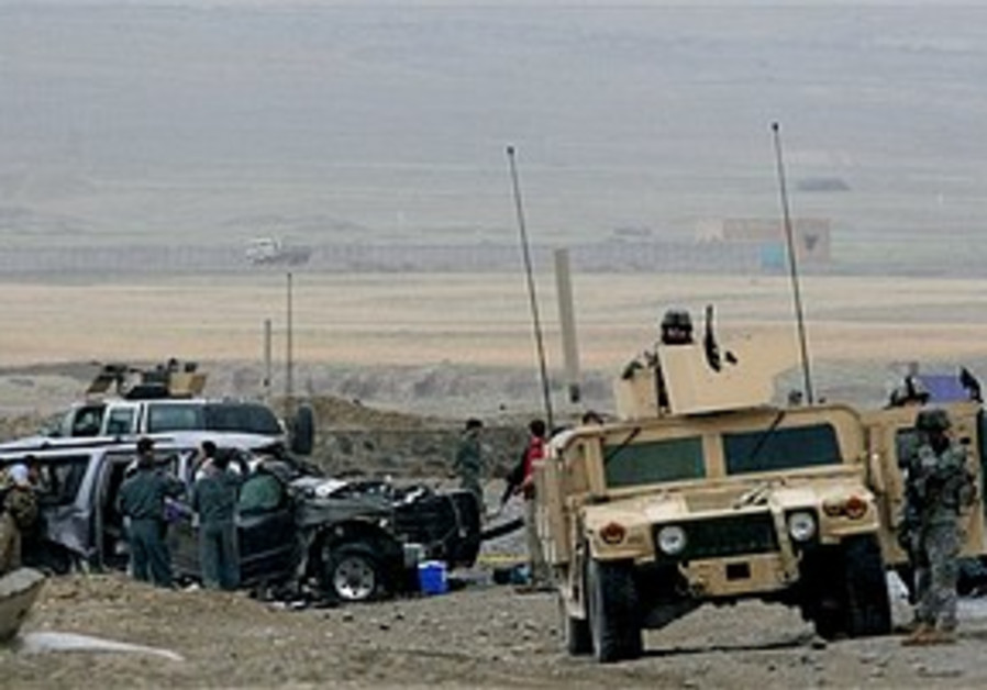 21 militants killed in Afghan raid, clashes