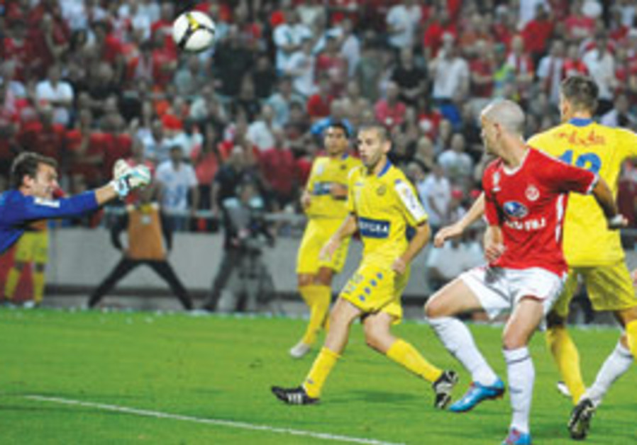 Maccabi Tel Aviv Liran Strauber