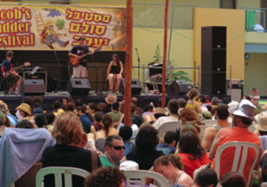 Music Market: The Jacob's Ladder Festival.