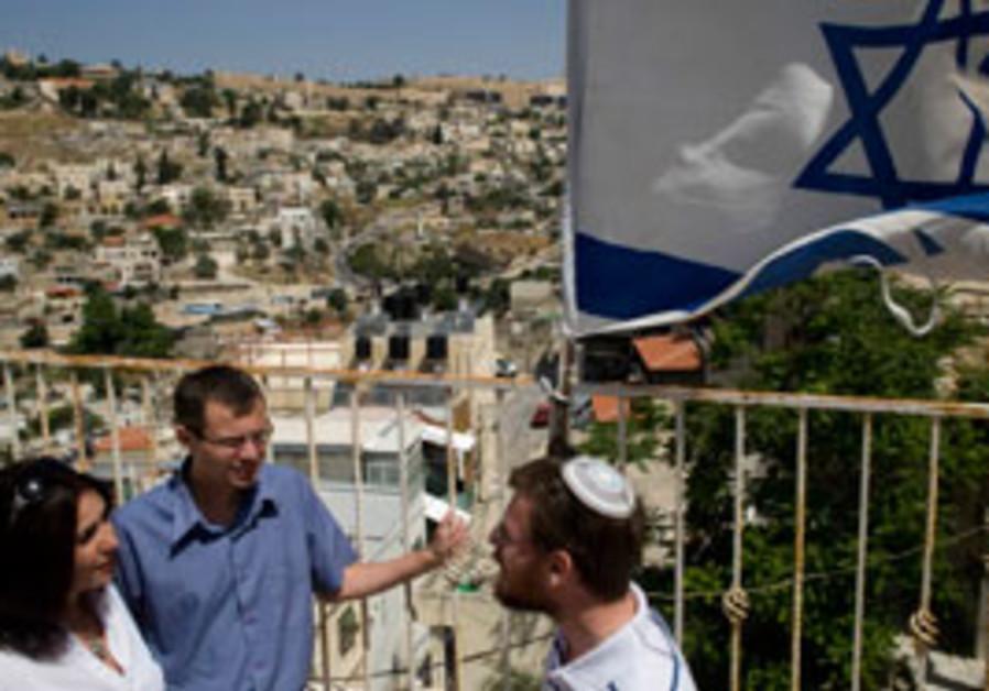 Miri Regev at Beit Yehonatan