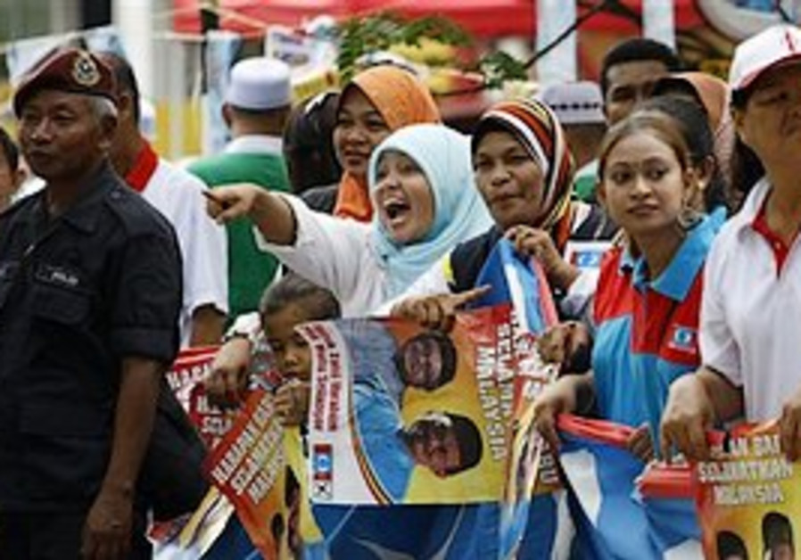 Malaysia opposition rally