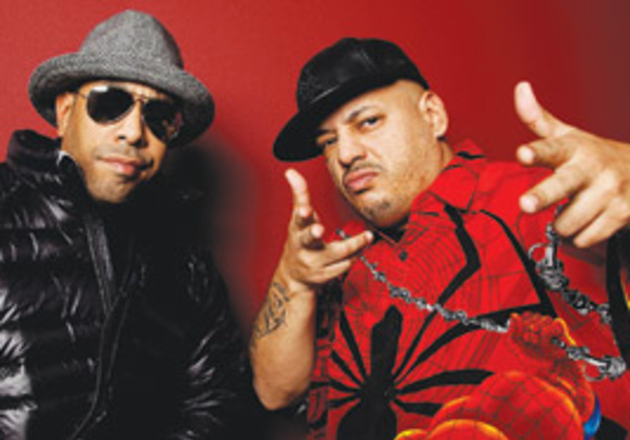 HIP-HOP DIPLOMATS, if you will. The Beatnuts.
