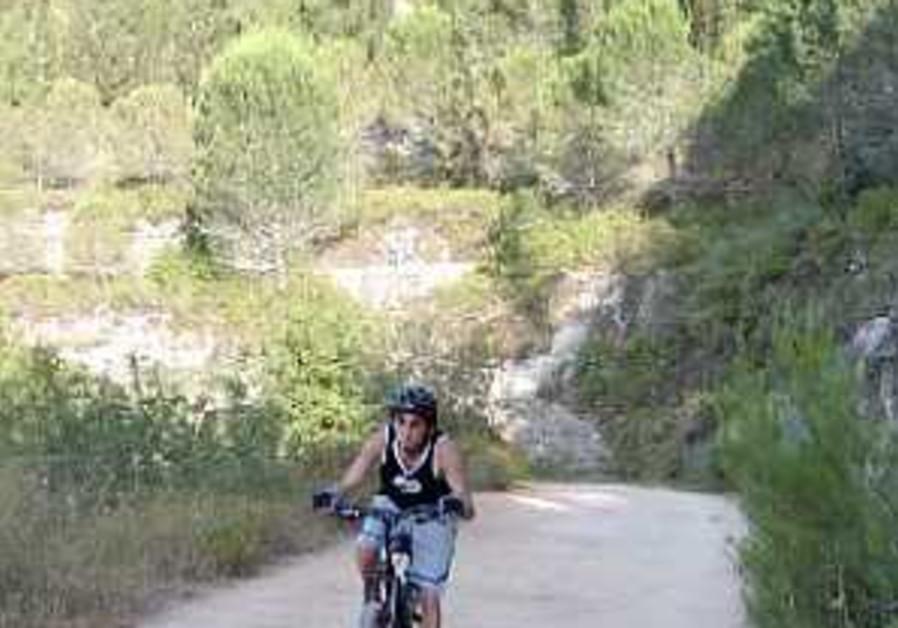 Hiking and Keeping Healthy at Mount Eitan - Sataf